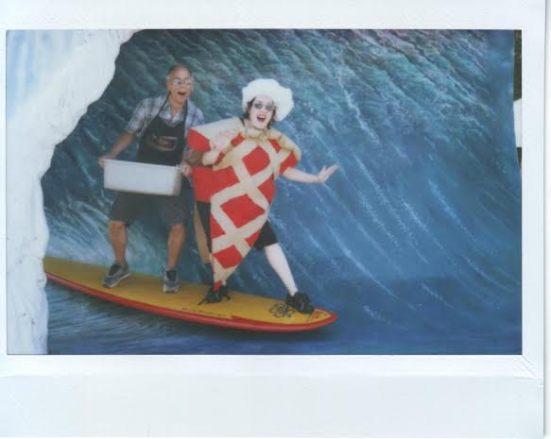 surfing tom